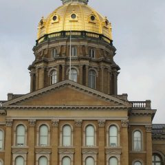 Mickle Communications Goes To The State Capital For Suicide Awareness Week