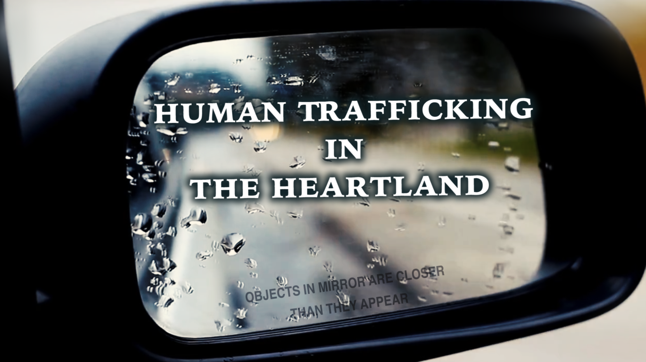 Human Trafficking in the Heartland is a documentary Mickle Communications made. Check it out!
